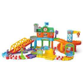 VTech Go! Go! Smart Wheels Roadmaster Train Set - French Edition