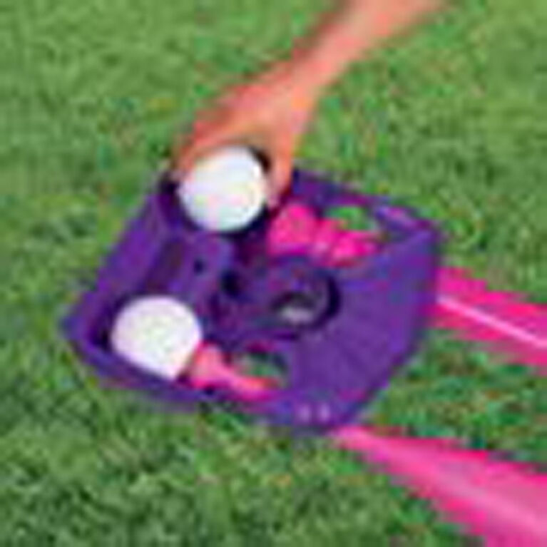 Little Tikes - Tot Sports - T-Ball Set - Pink and Purple - R Exclusive