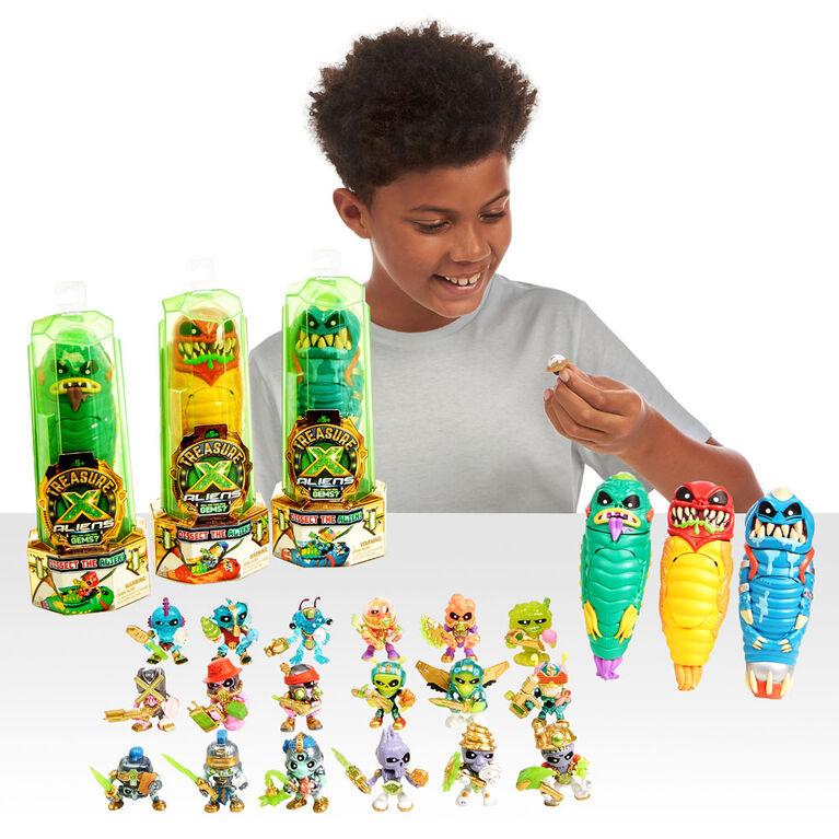 Alien Ooze single pack NEW Treasure X Aliens