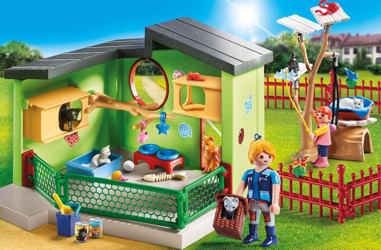 Playmobil - Maisonnette des chats