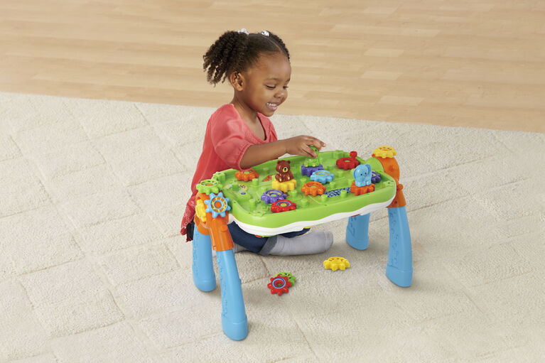 VTech® GearZooz™ 2-in-1 Jungle Friends Gear Park™ - French Edition