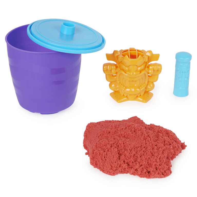 Kinetic Sand Surprise, Mini Mystery Surprise, Made with Natural Sand (Styles May Vary)