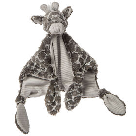 Mary Meyer Afrique Giraffe Character Blanket 13 inch x 13 inch
