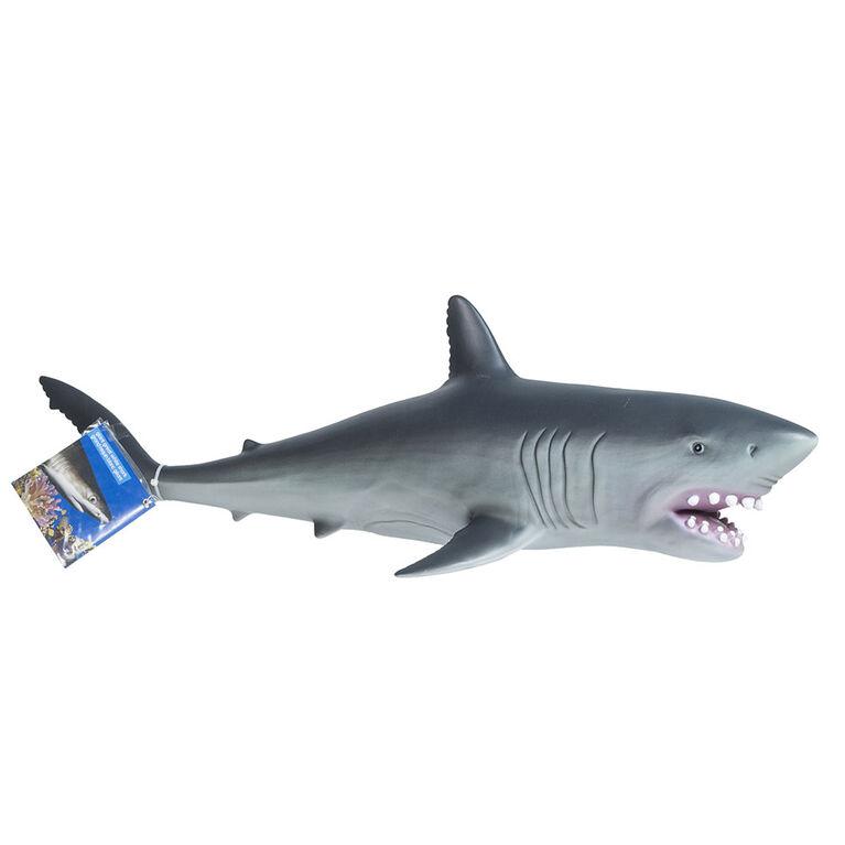 Animal Planet - Grand requin blanc géant