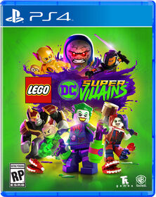 PlayStation 4 - LEGO DC Super-Villains