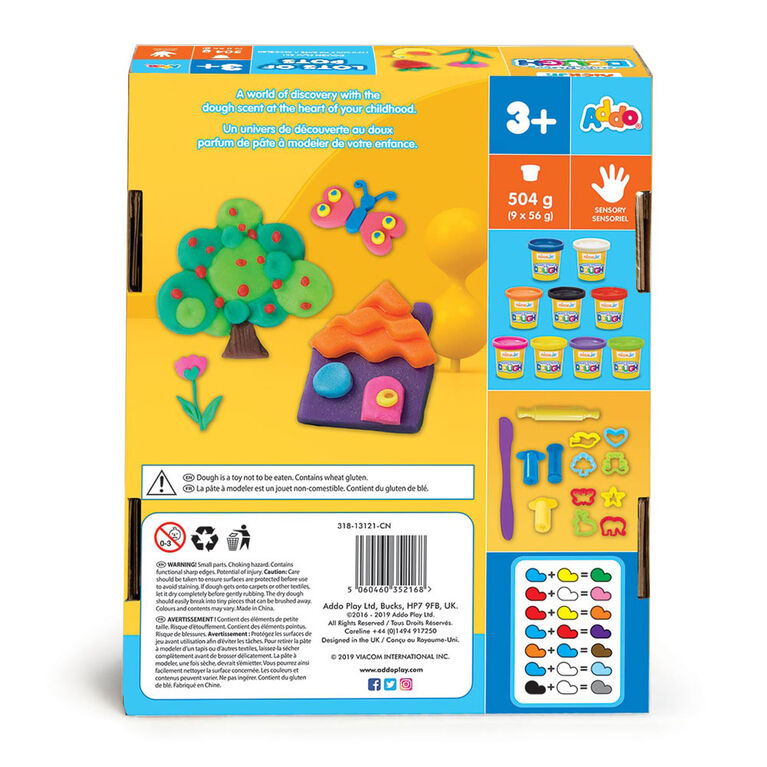 Nick Jr Ready Steady Dough Lots of Pots - R Exclusive