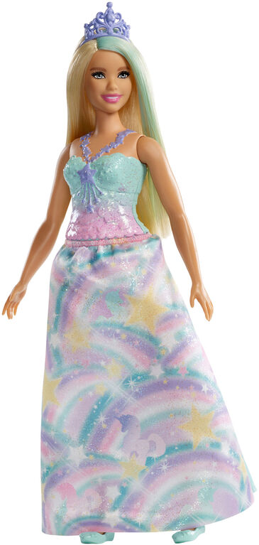 Barbie Dreamtopia Rainbow Princess Doll