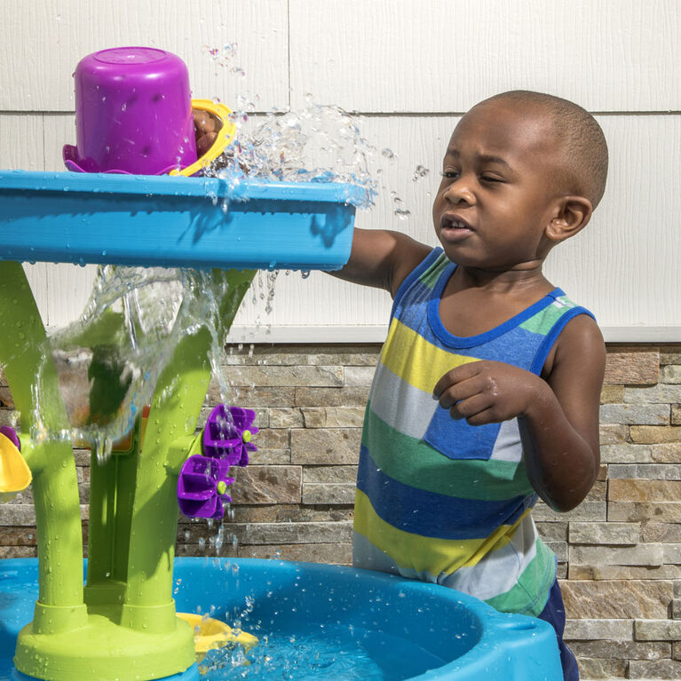 Step2 - Summer Showers Splash Tower Water Table - R Exclusive