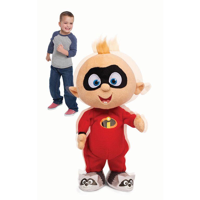 The Incredibles Fightin' Fun Jack Jack Plush