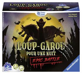 Ravensburger - Loup Garou - Epic Battle - French Edition