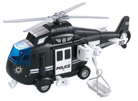 City Service: Utility Vehicle: Police Helicopter