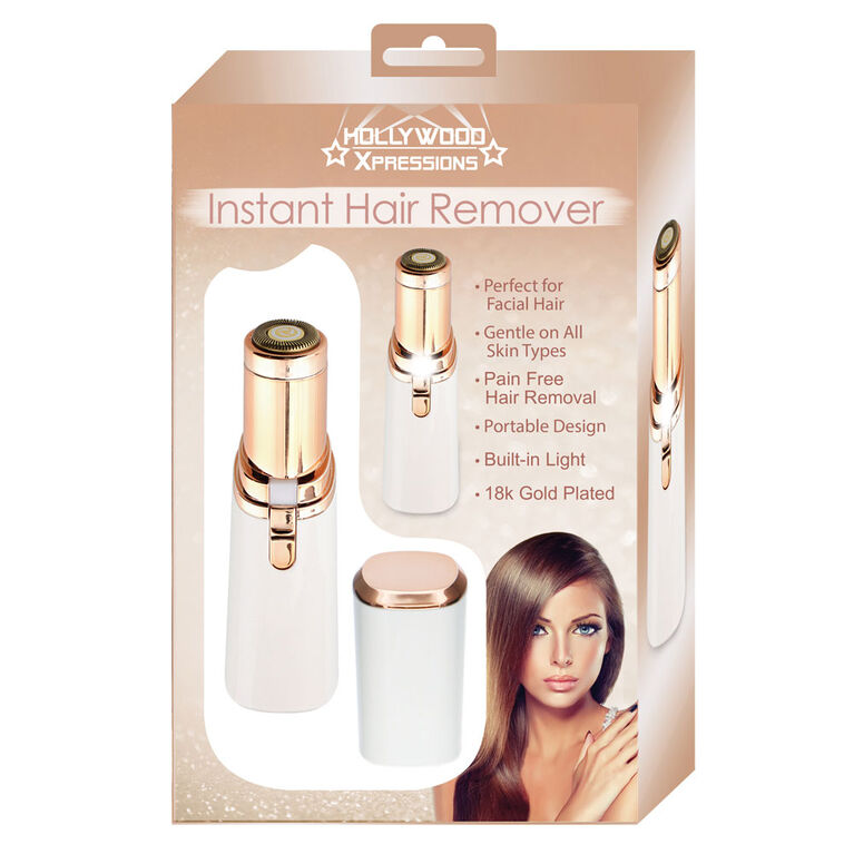 Hollywood Xpressions Instant Hair Remover Travel Stick