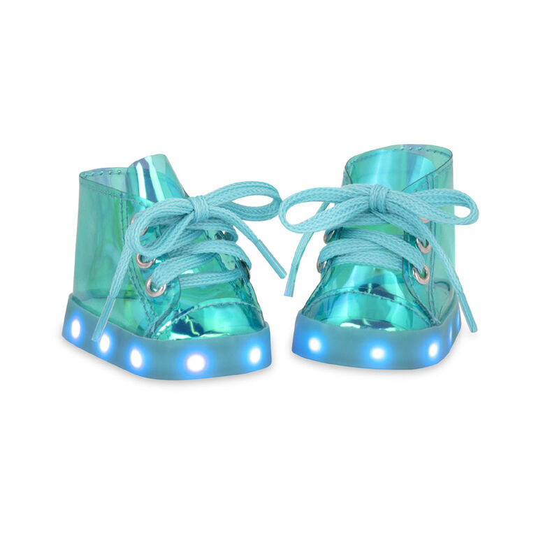 Our Generation, Fast As Lights, Light-Up Shoes for 18-inch Dolls