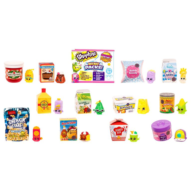Shopkins Season 10 - Mini Packs Variety 12 Pack