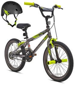 Avigo Gamer avec casque - Vélo 18 po