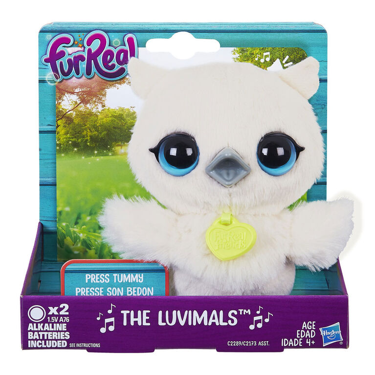 furReal The Luvimals Baby Grand