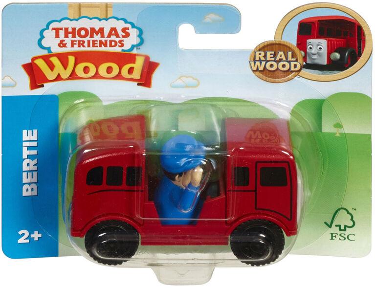 Thomas et ses amis - Bois - Bertie