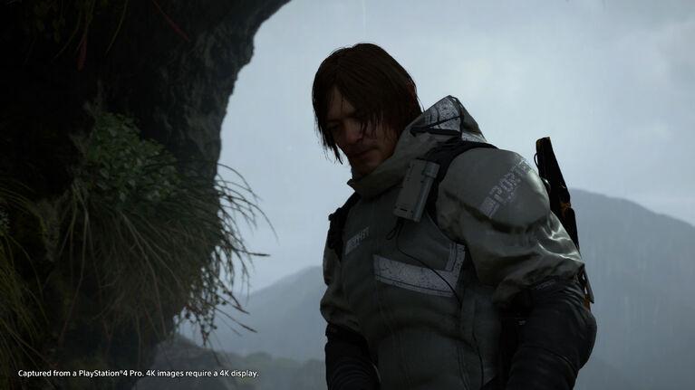 PlayStation 4 Death Stranding