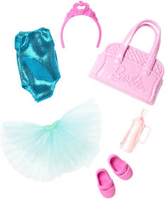 Barbie Club Chelsea Ballet Accessory Pack.