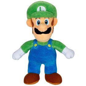 World of Nintendo - Super Mario Bros U - Plush Luigi