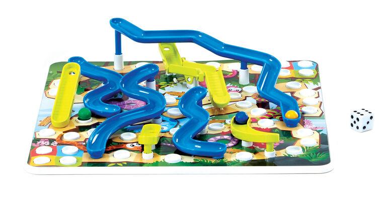 3D Snakes & Ladder