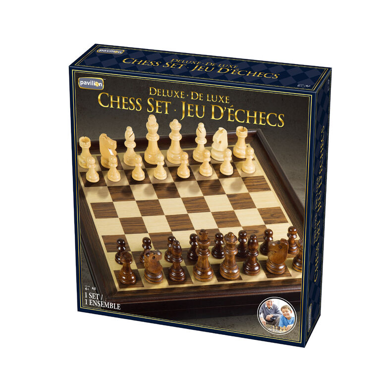 Pavilion Deluxe - Chess Set