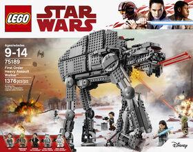 LEGO Star Wars  First Order Heavy Assault Walker™ 75189