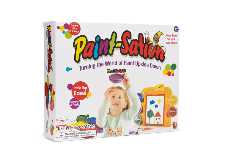 Irwin Toys Paint Sation Tableau.