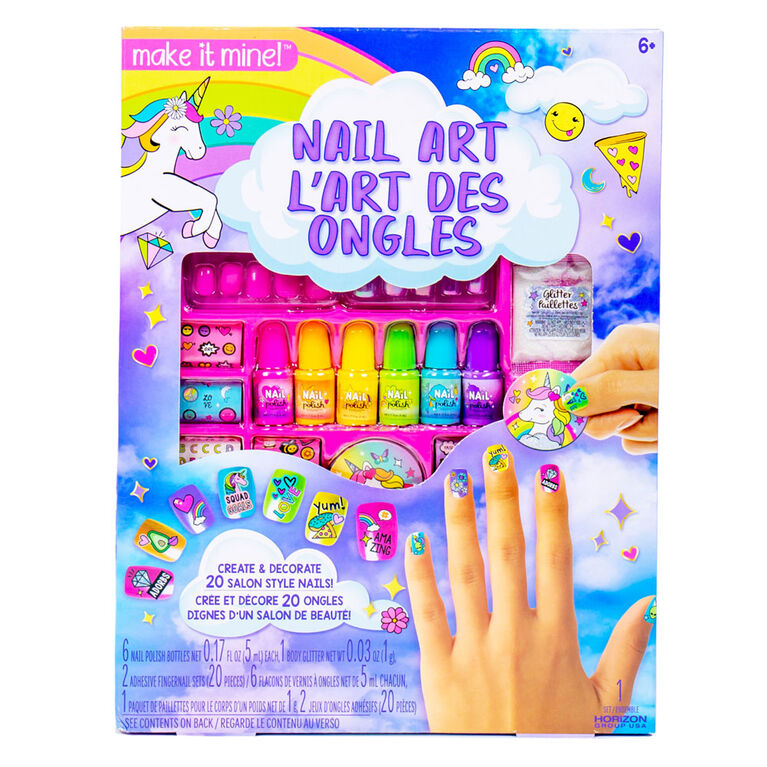Make It Mine All About Nail Art - R Exclusive