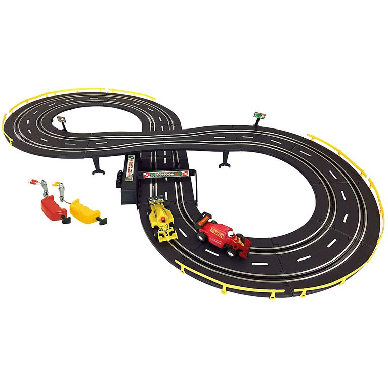 Speedy Racer Road Racer Set