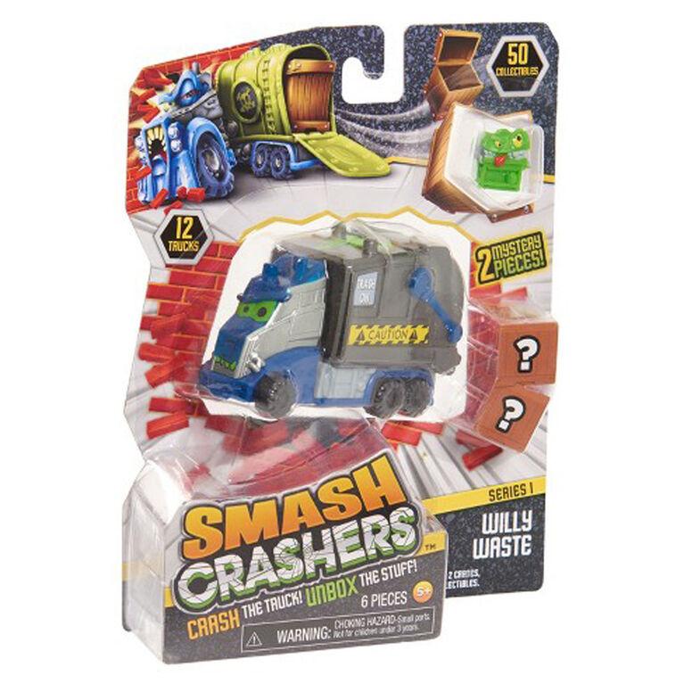Smash Crashers Willy Waste