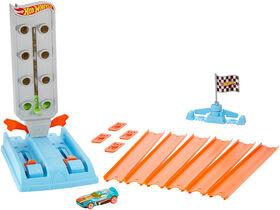 Hot Wheels - Coffret de jeu Piste Champion - Édition anglaise.