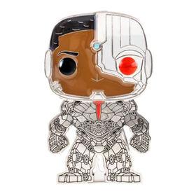 Funko Pop! Pin: Justice League - Cyborg
