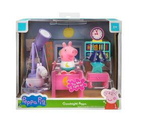 Chambre Peppa Pig Little Bedtime