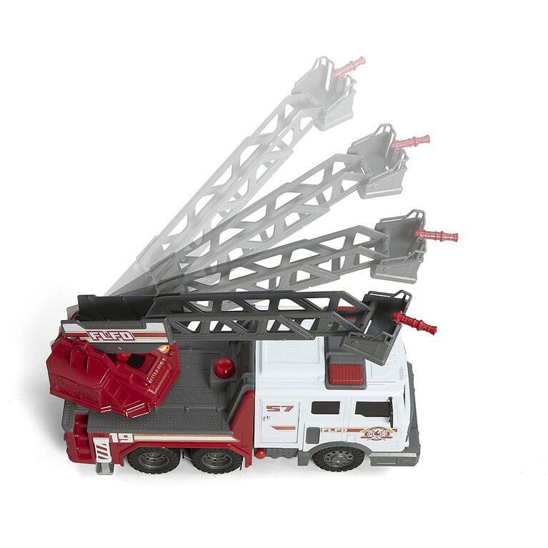 Fast Lane Air Pump Fire Truck