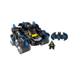 RC Transforming Batbot - English Edition