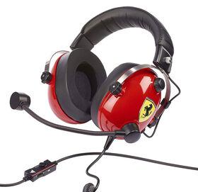 Thrustmaster T-Racing Scuderia Ferrari Edition Headset