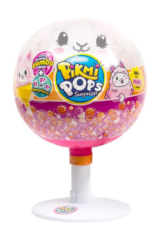 Pikmi Pops Jumbo Pack - Inka the Llama
