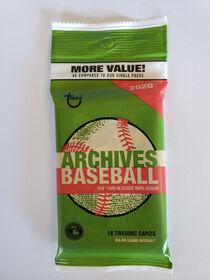 2020 Archives Baseball Fat Pack