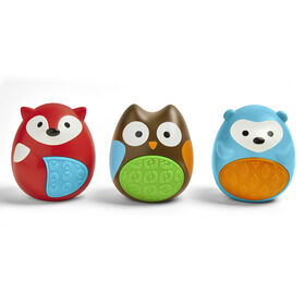 Skip Hop Explore & More Egg Shaker Trio, Multi
