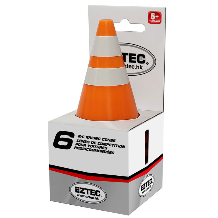 R/C Racing Cones - Grey - R Exclusive