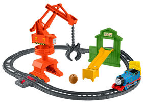 Fisher-Price Thomas & Friends Cassia Crane & Cargo Set