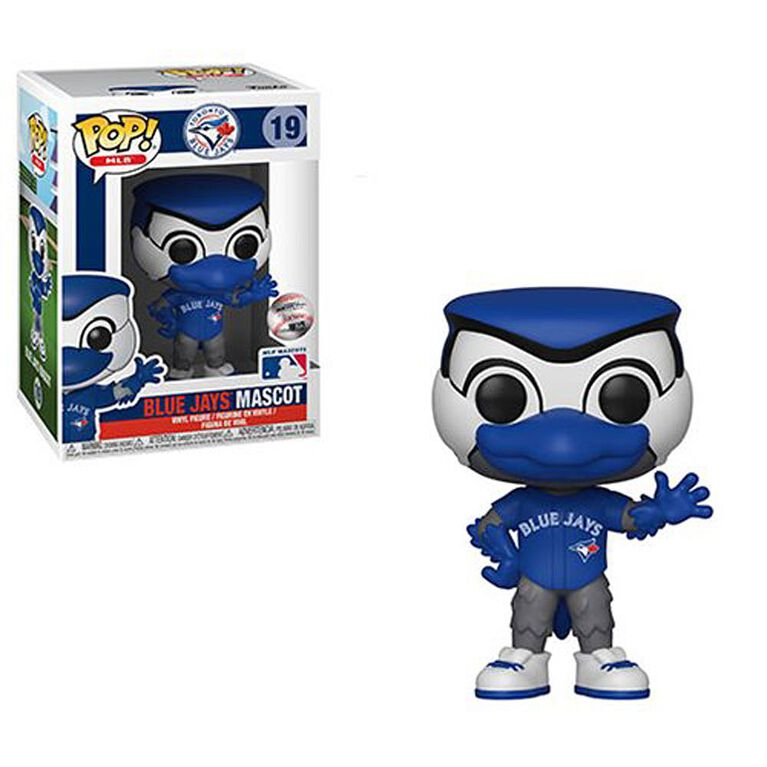 Funko POP! MLB: Blue Jays - Ace Mascott Vinyl Figure