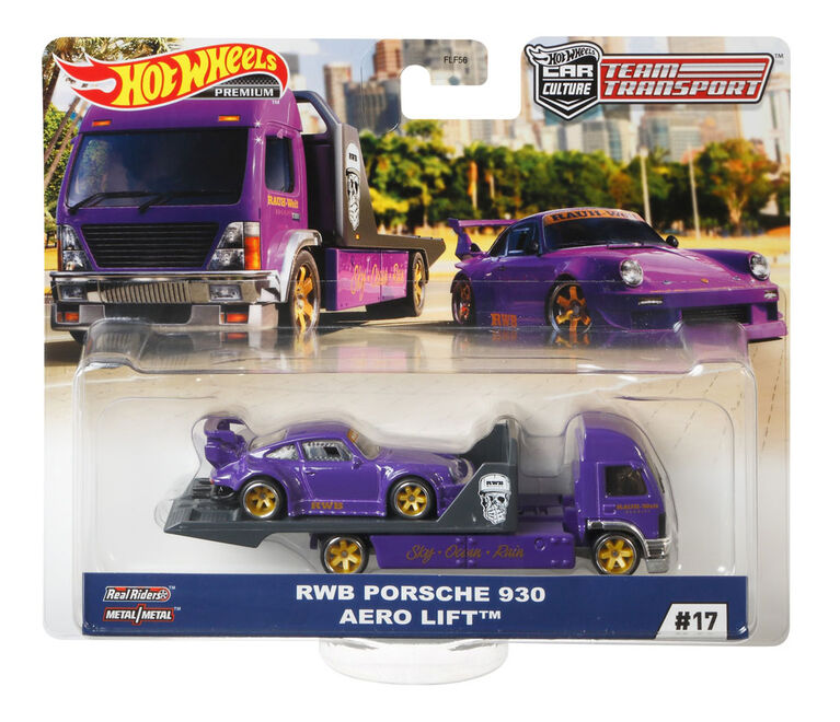 Hot Wheels Transporter Vehicle 1:64 Scale