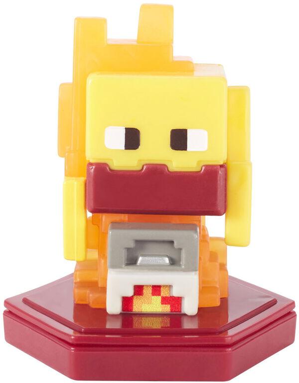 Minecraft - Earth - Figurine Boost - Blaze en Fusion