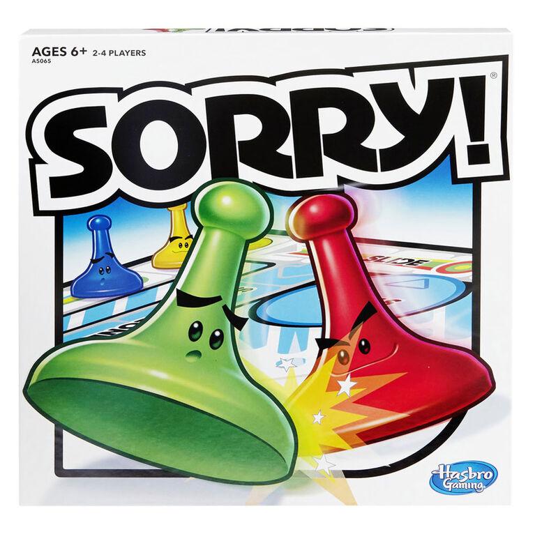 Hasbro Gaming - Sorry!