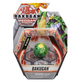 Bakugan, Falcron, 2-inch Tall Geogan Rising Collectible Action Figure and Trading Card