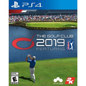 Play Station 4 - The Golf Club 2019 Feat PGA Tour