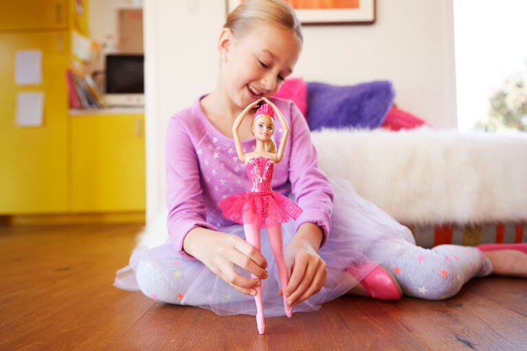 Barbie Pink Ballerina Doll
