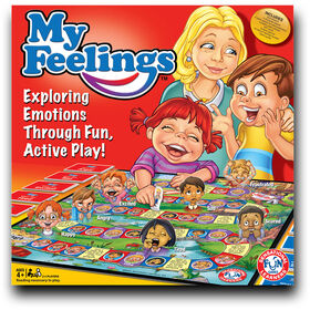 My Feelings Game By Sensational Learners Inc